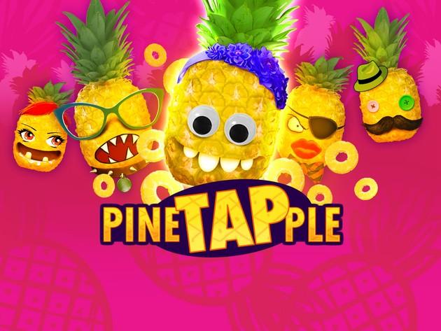 Spot it! Pinetapple