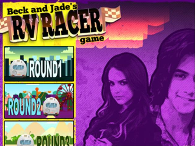 Victorious | Beck and Jade's RV Racer