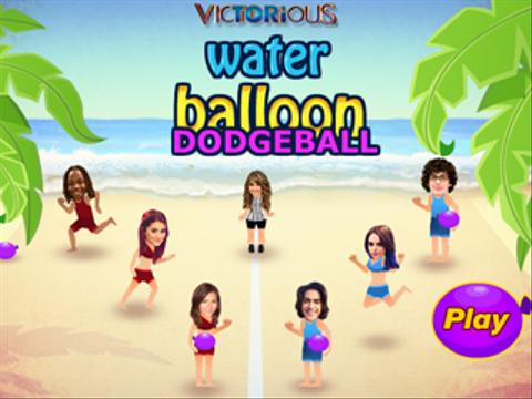 Victorious: Water Balloon Dodgeball