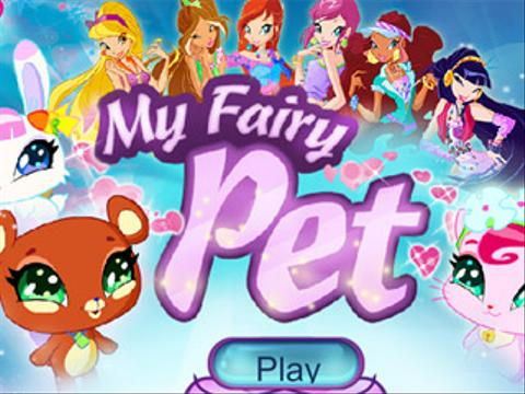 Winx Club | My Fairy Pet