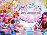 Winx Club | Dress Me Up