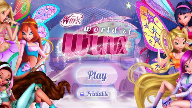 Winx Club   World of Winx   Nick-Asia.com