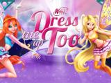 Winx Club: Dress Me Up Too