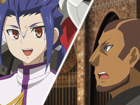 Future Card Buddyfight #12: Power vs. Ninja Arts! A Fierce Competition!