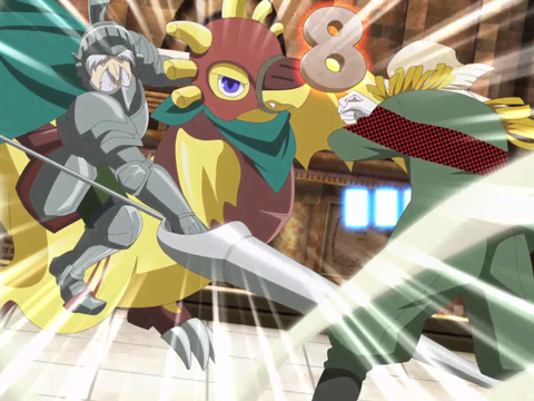 Future Card Buddyfight #14: Noble Heart! Together with the Dragon Knight!