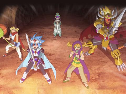Future Card Buddyfight #23: Drum's Heroic Adventure!
