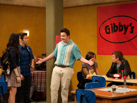 "iCarly: ""iOpen a Restaurant!"""