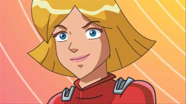 Clover From Totally Spies Cartoon Nick Asia Com