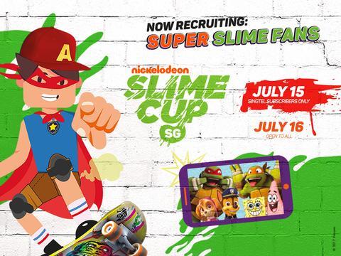Slime Cup SG 2017!