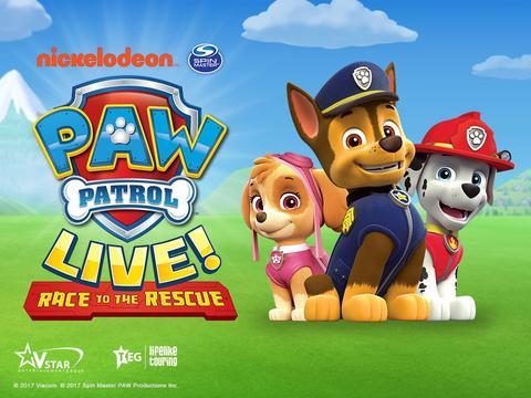 PAW Patrol Live! PH Contest