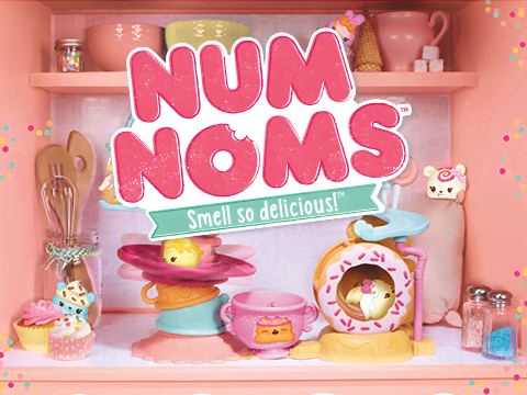 Find The Num Noms!