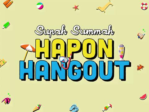 Supah Summah Hapon Hangout