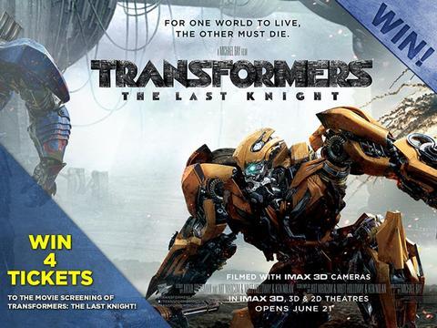 Transformers Movie Contest