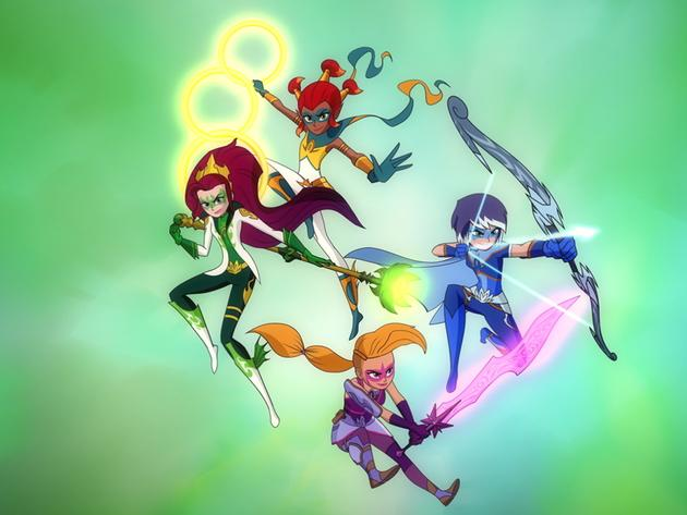 Meet The Mysticons