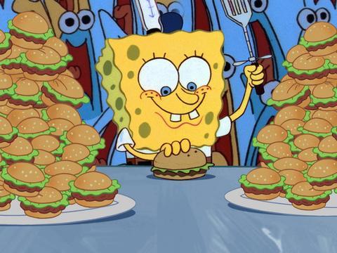 Spongebob Golden Moment: Help Wanted