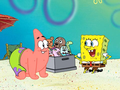 SpongeBob Golden Moment: The Babies Next Door