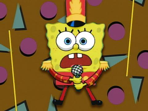 SpongeBob Golden Moment: Band Geeks
