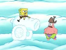 Spongebob Golden Moment: Survival of the Idiots
