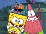 SpongeBob Golden Moment: Mermaidman and Barnacleboy