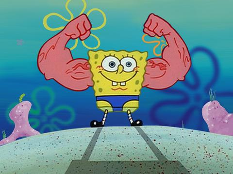 SpongeBob Golden Moment: Musclebob Buffpants