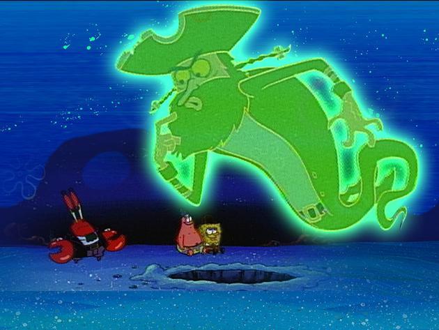SpongeBob Golden Moment: The Dutchman's Treasure
