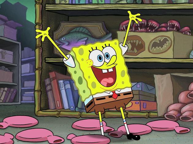SpongeBob's Lost Treasures