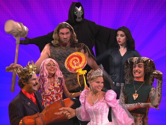 Yıldırım Ailesi'nin Kötüleri!