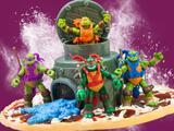 Aprende a fazer um bolo Tartarugas Ninja