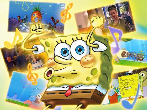 Canta a música do SpongeBob!