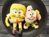 Arte in cucina: Spongebob e Patrick
