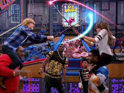 Game Shakers | Short | Lucha Épica