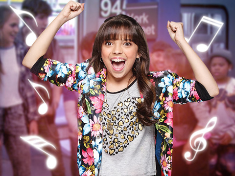 Game Shakers | Short | Mexe a Cadeira!