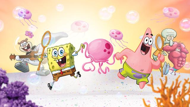 SpongeBob SquarePants Bikini Bottom Beat