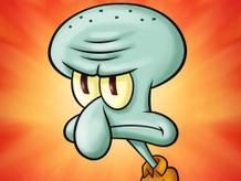Five Times Squidward Was Grumpy