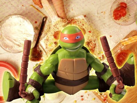 Pizza mutante