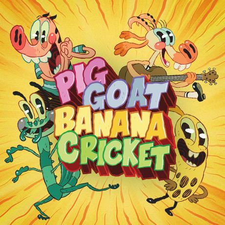 Pig Goat Banana Cricket