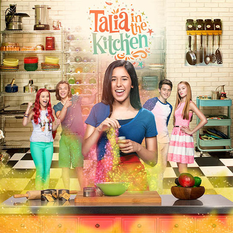 Talia In the Kitchen
