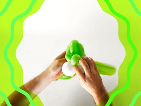Guess the Balloon Art Buddies!