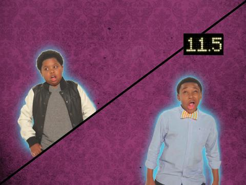 Nick Stars Burp-Off The Haunted Hathaways