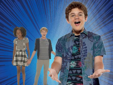 Nick Stars Yell-Off Henry Danger