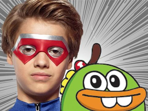Have a Staring Contest With Jace Norman!