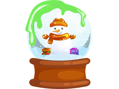 Day 10 - Snowglobe
