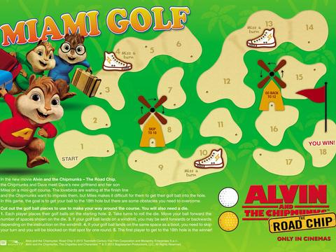 Download an Alvin Activity Sheet!