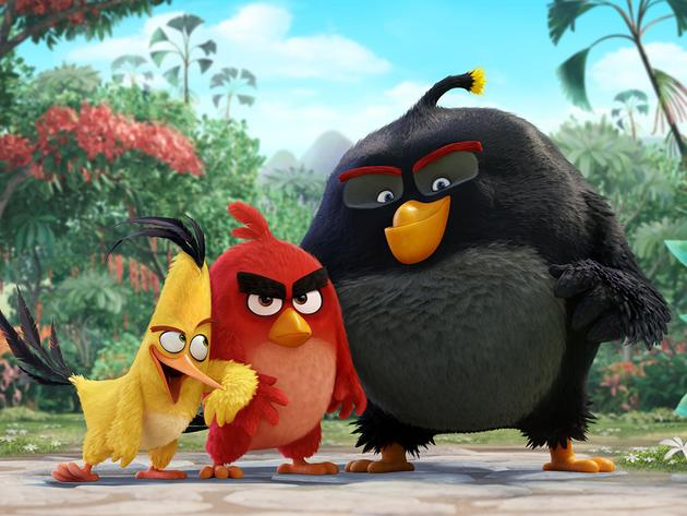 Angry Birds: le immagini