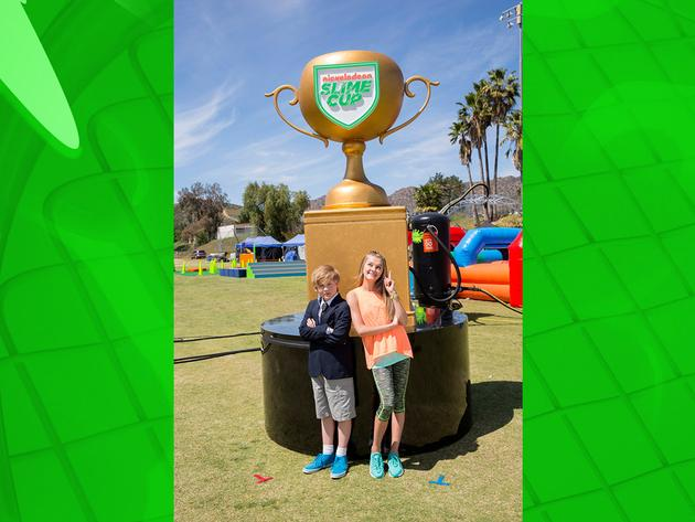 Orange Carpet: Slime Cup 2016
