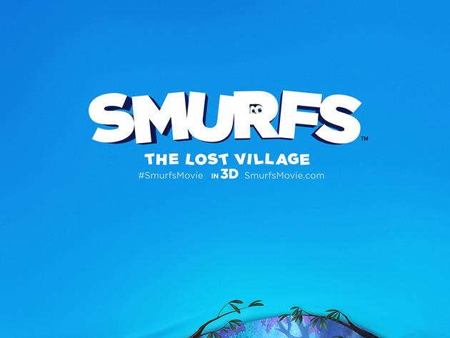Orange Carpet: Smurfs e A Vila Perdida
