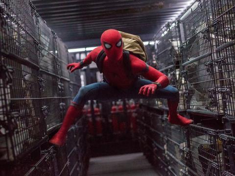 Le foto di Spider-Man Homecoming