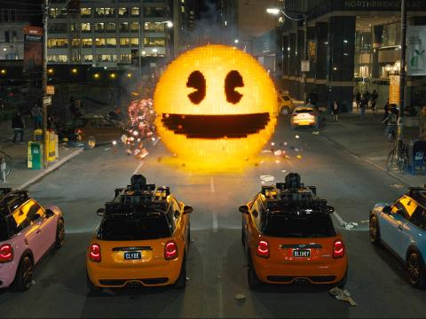 Photos du film 'Pixels'