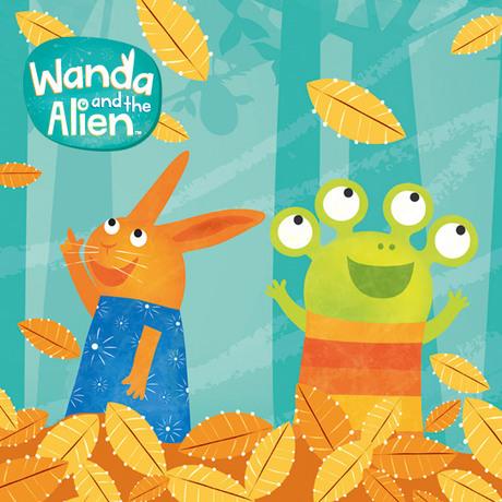 Wanda y el Alien