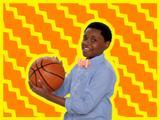 Curtis Harris fa ruotare il pallone su un dito!